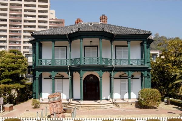 重要文化財「旧ハッサム住宅」公開