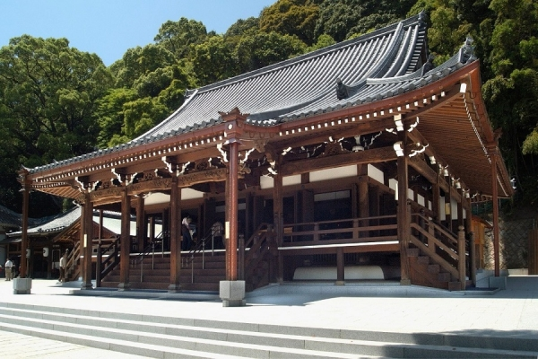 須磨寺「お大師さんの縁日」