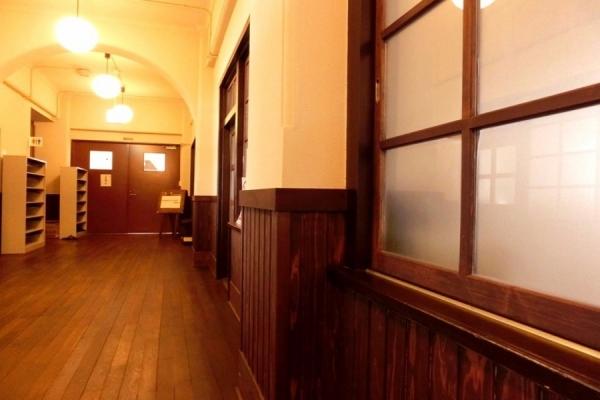 コスメル in 旧二葉小学校