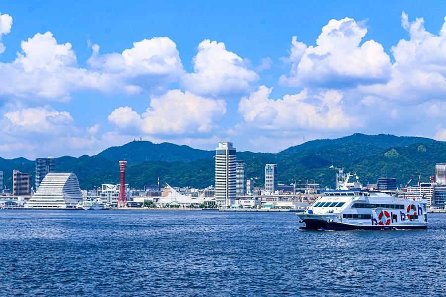神戸リゾートクルーズ「boh boh KOBE」
