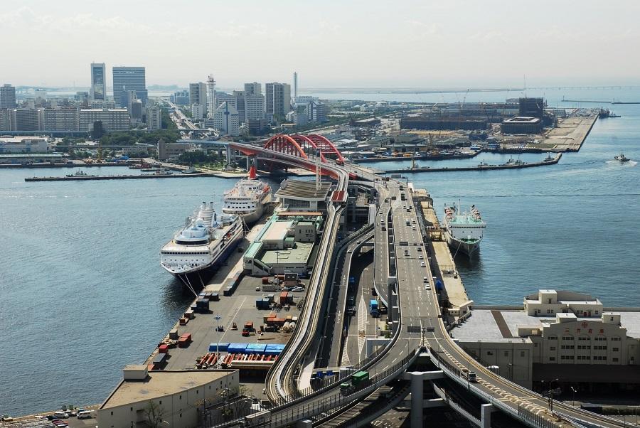 神戸ポートターミナル