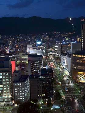 【休館中:当面の間】神戸市役所1号館24階展望ロビー