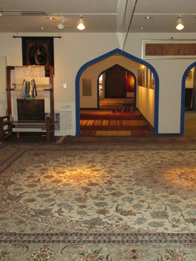 シルクロード 絨毯ギャラリー