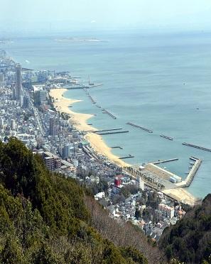 須磨海水浴場 ※令和2年度は開設中止