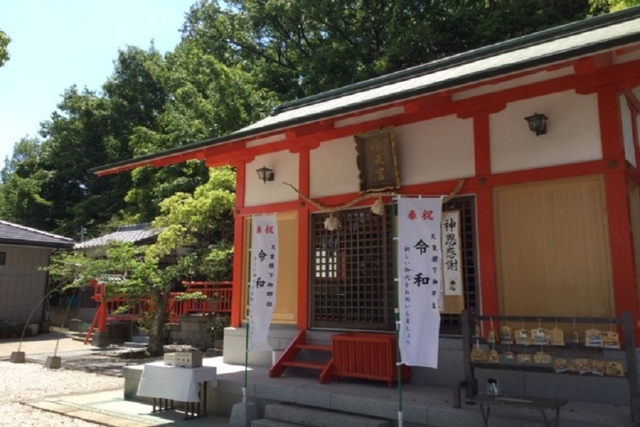 神戸水天宮
