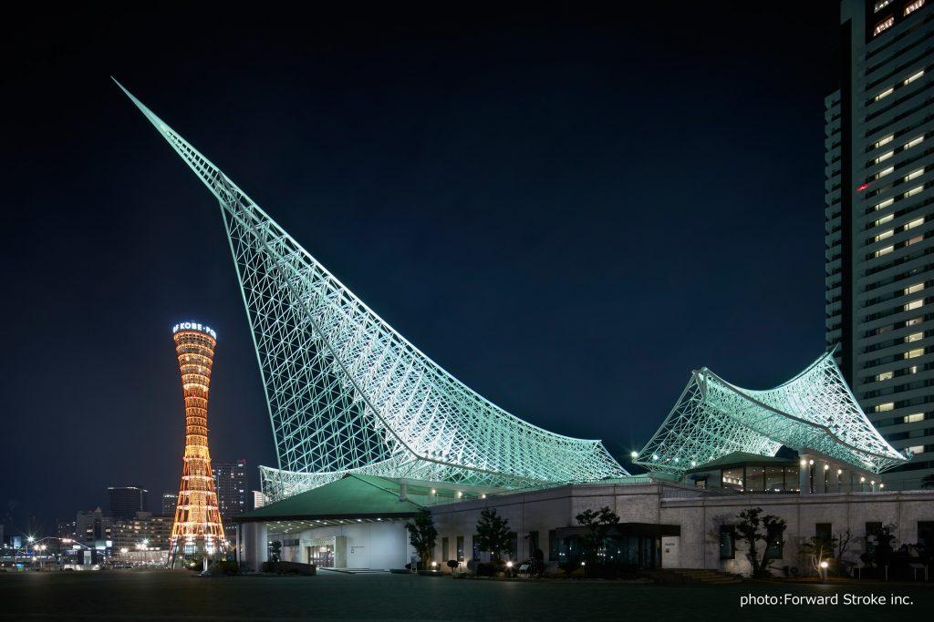 神戸海洋博物館・カワサキワールド
