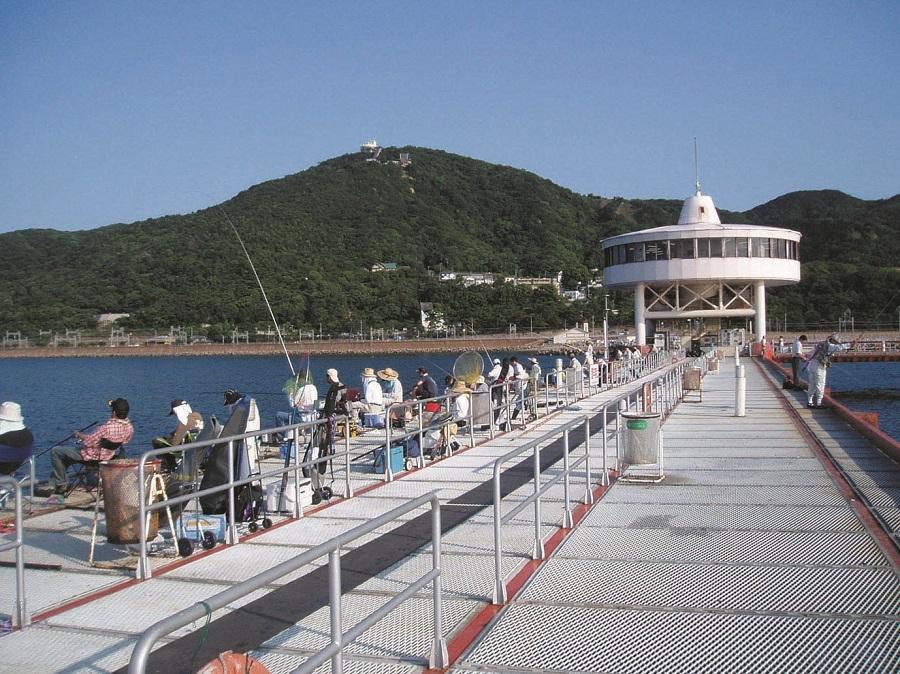【休業中】神戸市立須磨海づり公園