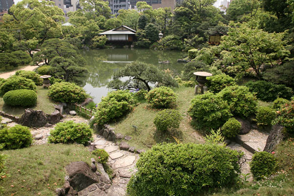 神戸庭園の日本美 相楽園