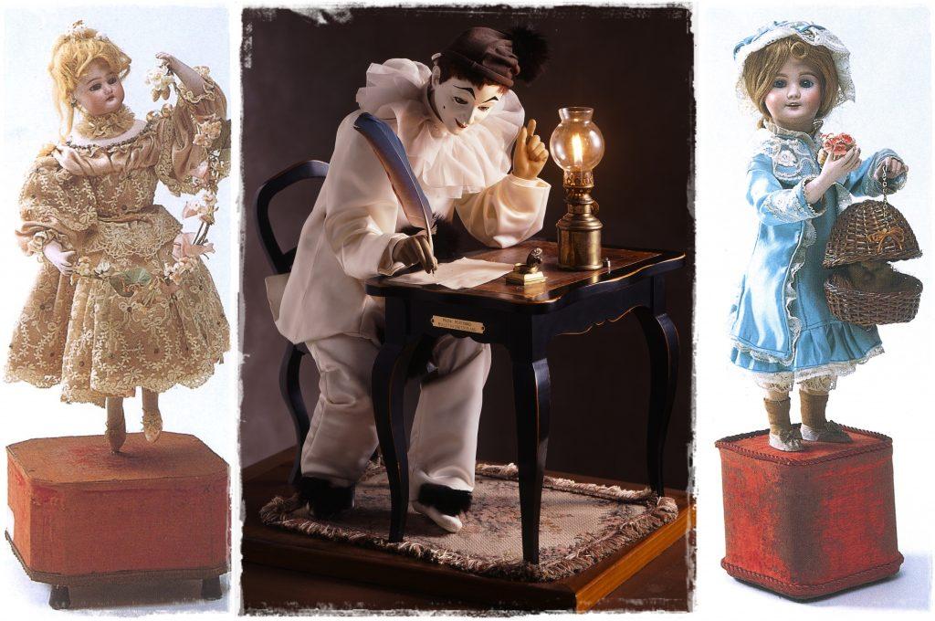 特別展「からくり人形~麗しきオートマタの世界~」