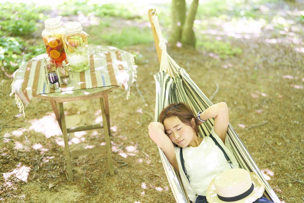 ハンモックカフェ~木陰で大人の休日~