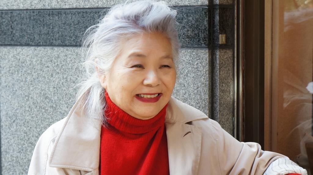 神戸きってのファッショニストは、 84歳・現役インスタグラマー