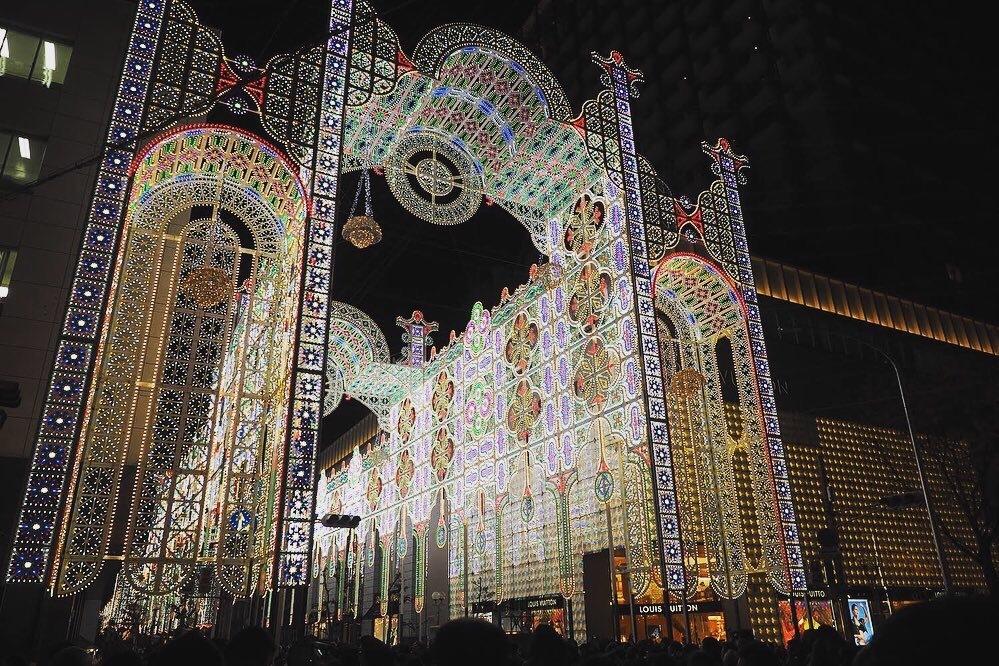 「 令和3年度 神戸ルミナリエ 」 開催中止のお知らせ