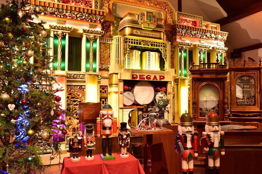 森の音ミュージアムのクリスマス