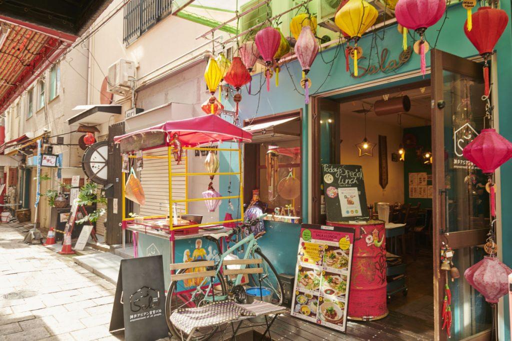 【神戸で海外旅行】アジア満喫 神戸旅へ