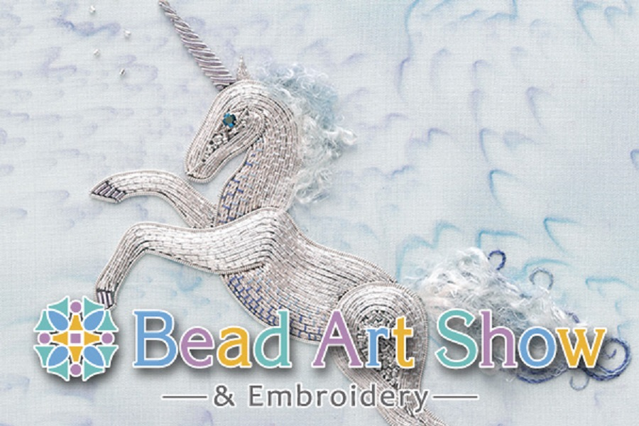 Bead Art Show & Embroidery・素材博覧会-KOBE 2021 秋-