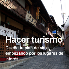 Hacer turismo