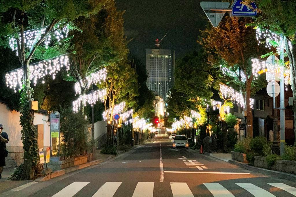 北野クリスマスストリート2020